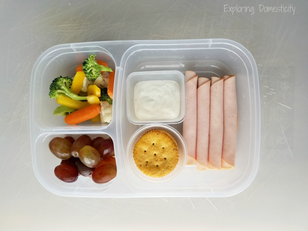 School Lunch Ideas: sandwich alternatives
