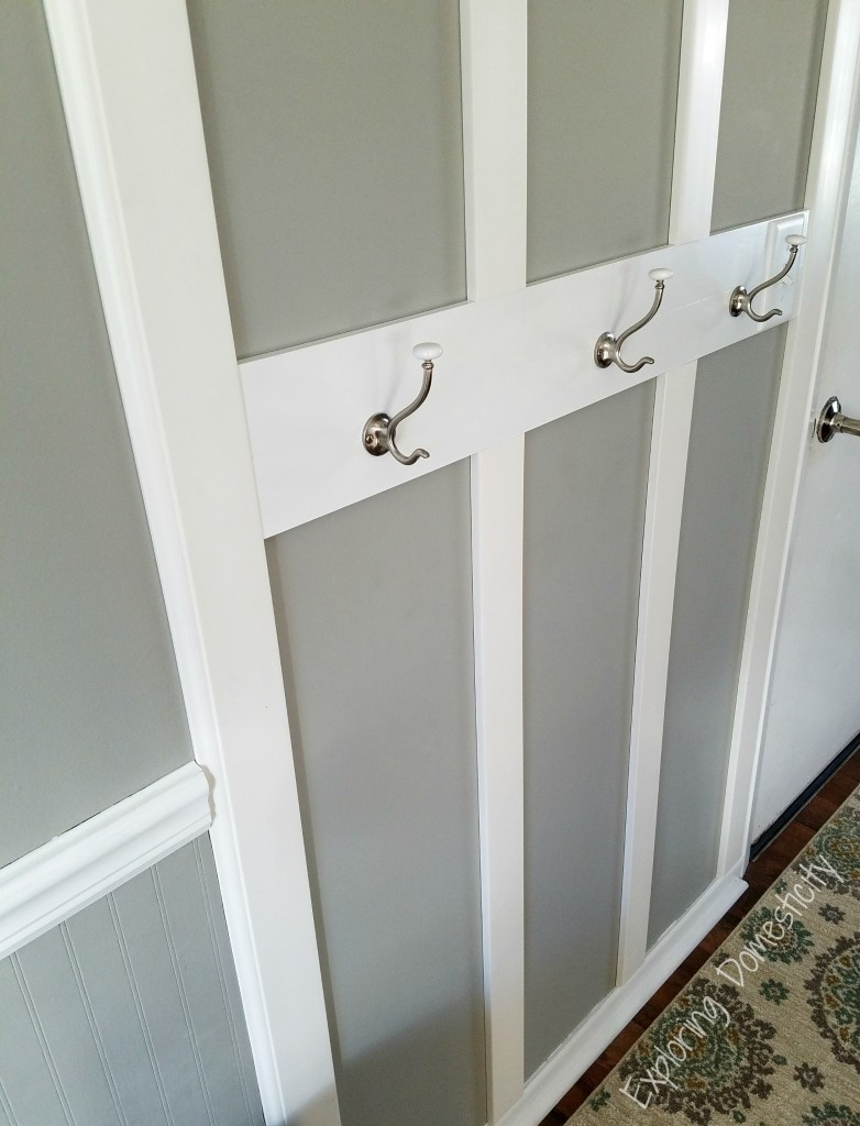 Small Entryway Wall Hooks