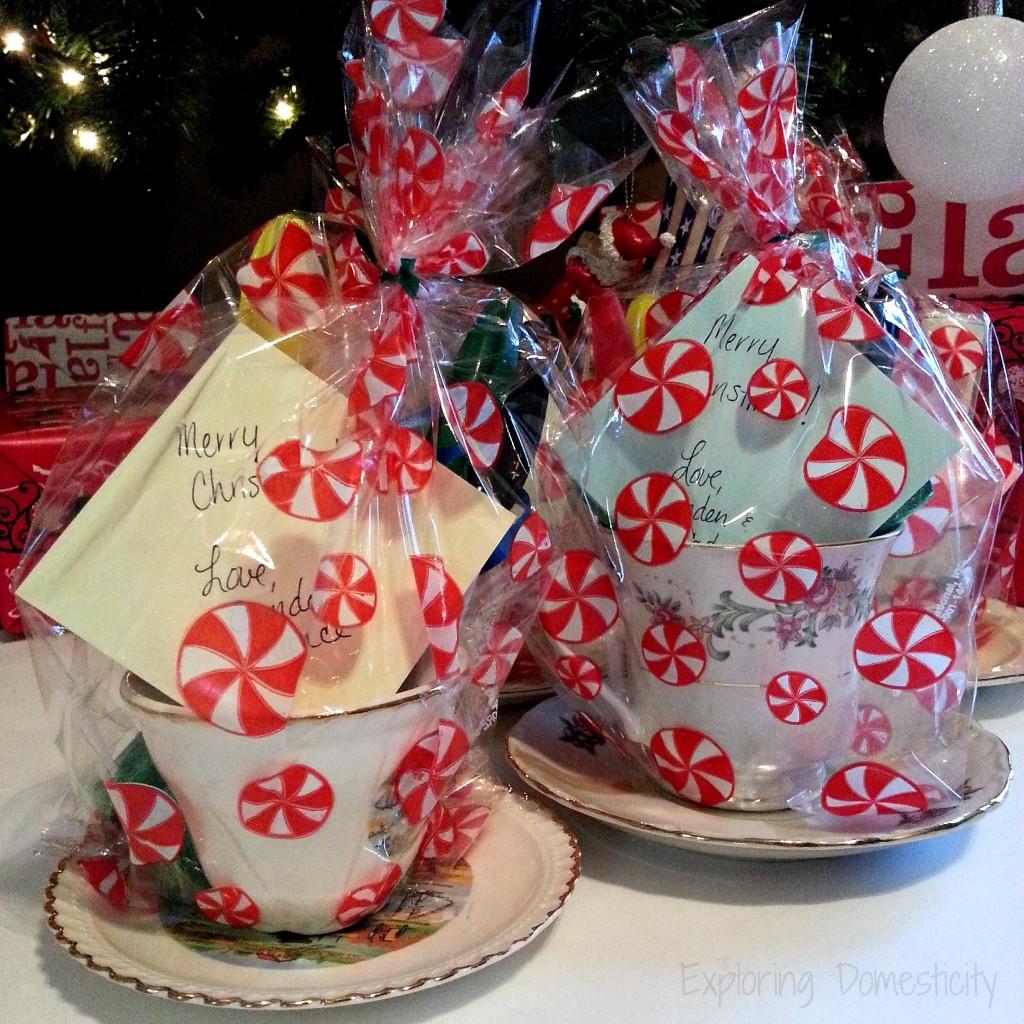 Practical Teacher Gift: Practical ideas and adorable presentation