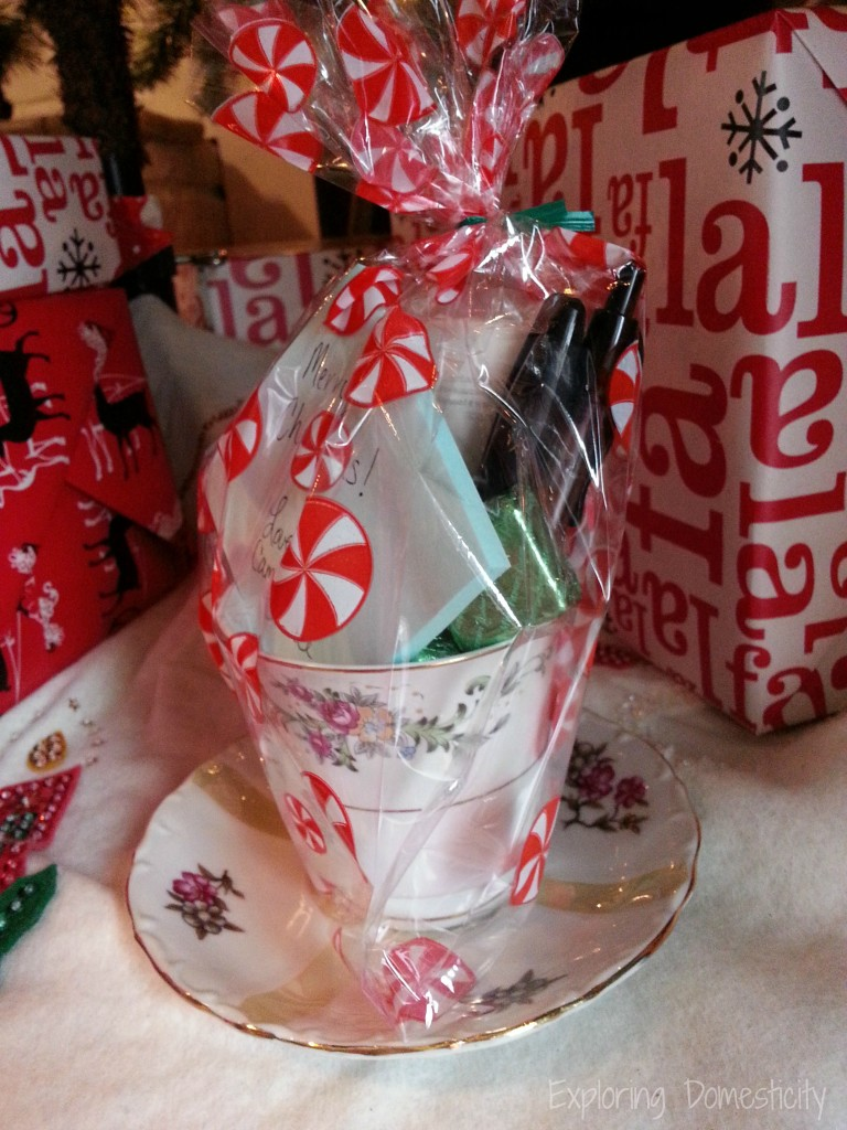 Practical Teacher Gift: Practical gift teachers will love in a sweet package
