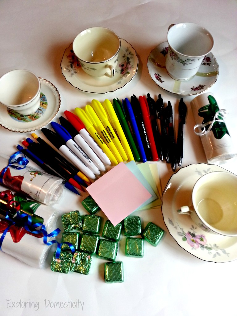 Practical Teacher Gift: Practical ideas