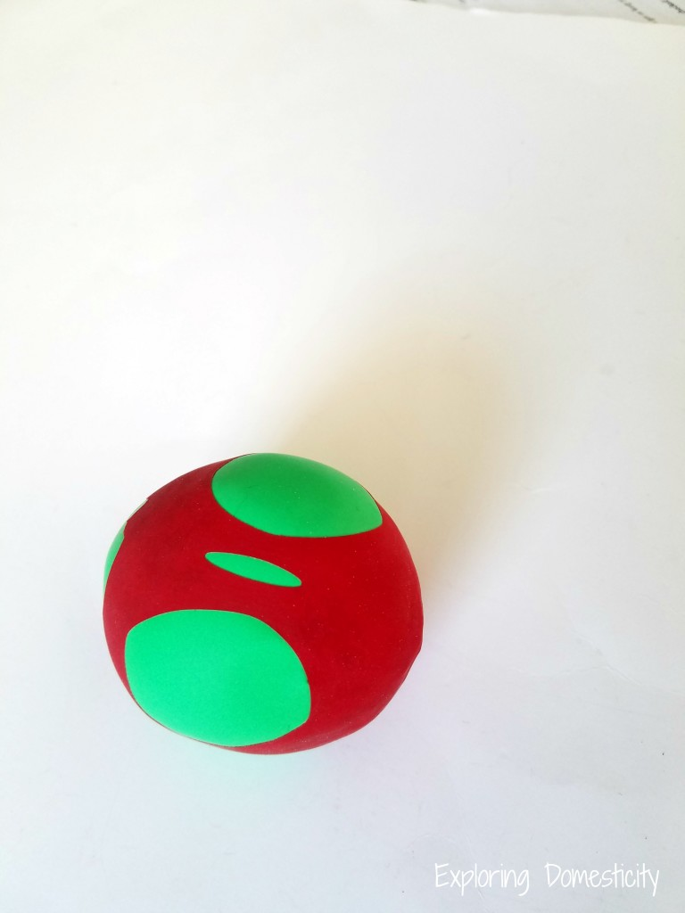 DIY Teacher Gift with Essential Oils: Easy Stress Ball