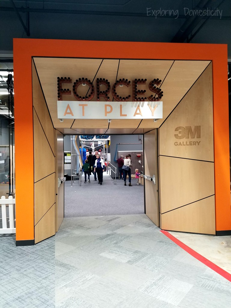 Forces at Play: Minnesota Children's Museum #PlayMoreMN