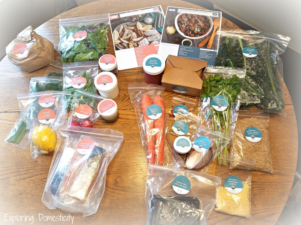 Green Chef food delivery - healthy, gorgeous, delicious