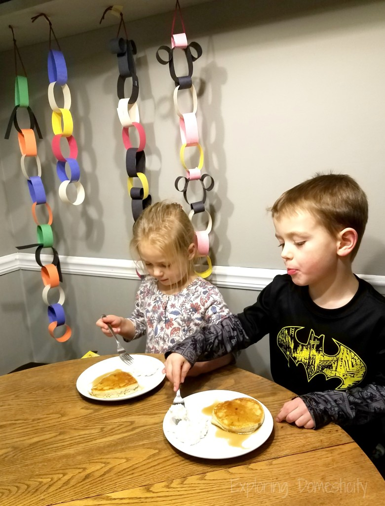 Busy Mom Tip: Breakfast for Dinner