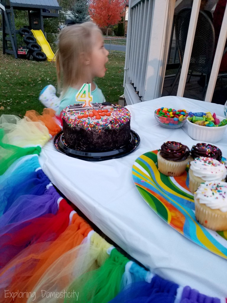 Bakery Markdowns for saving money on birthdays