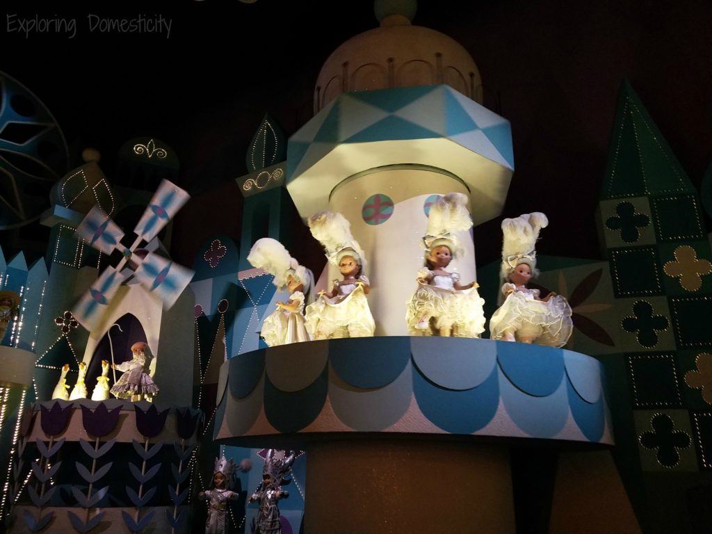 It's a Small World WDW 2017