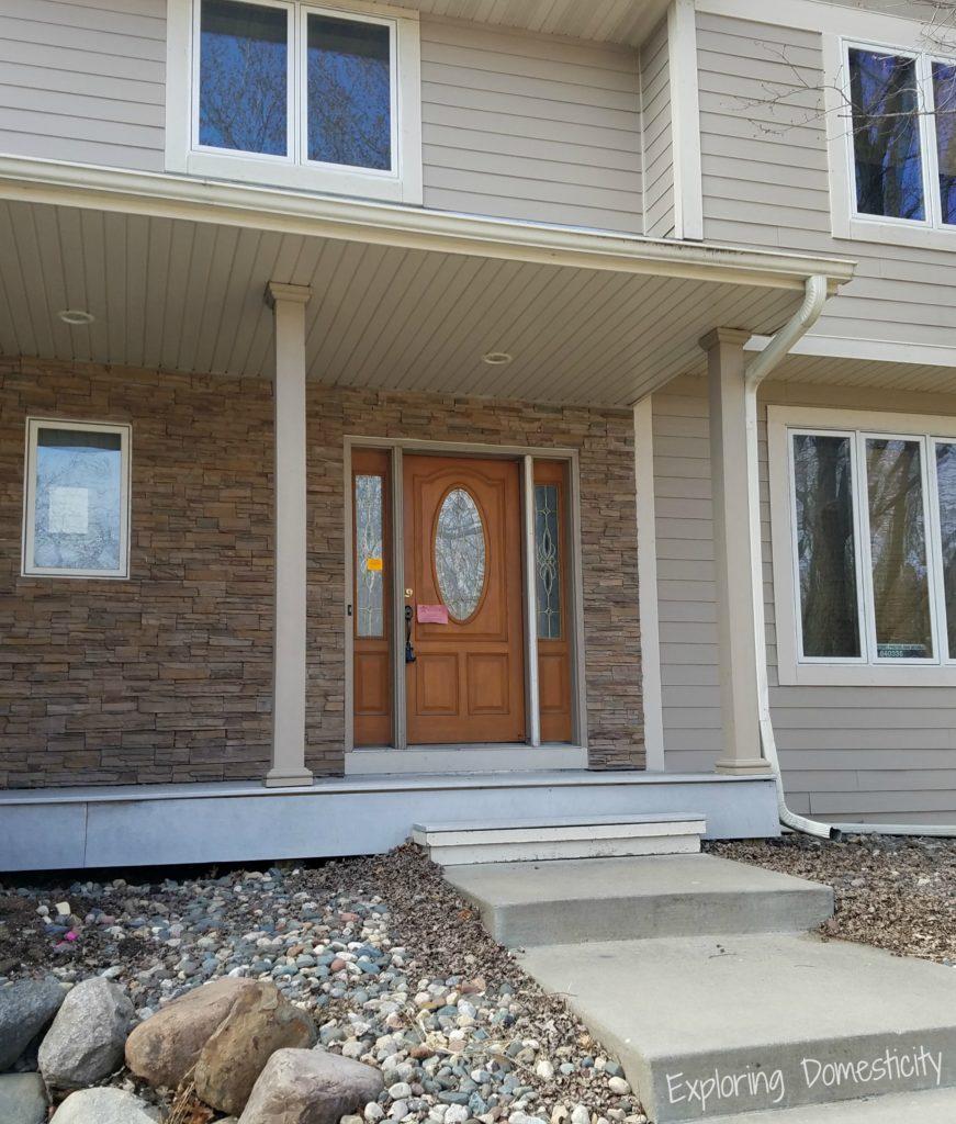 New House Exterior