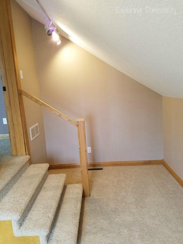 New House - Master Bedroom Bonus Room