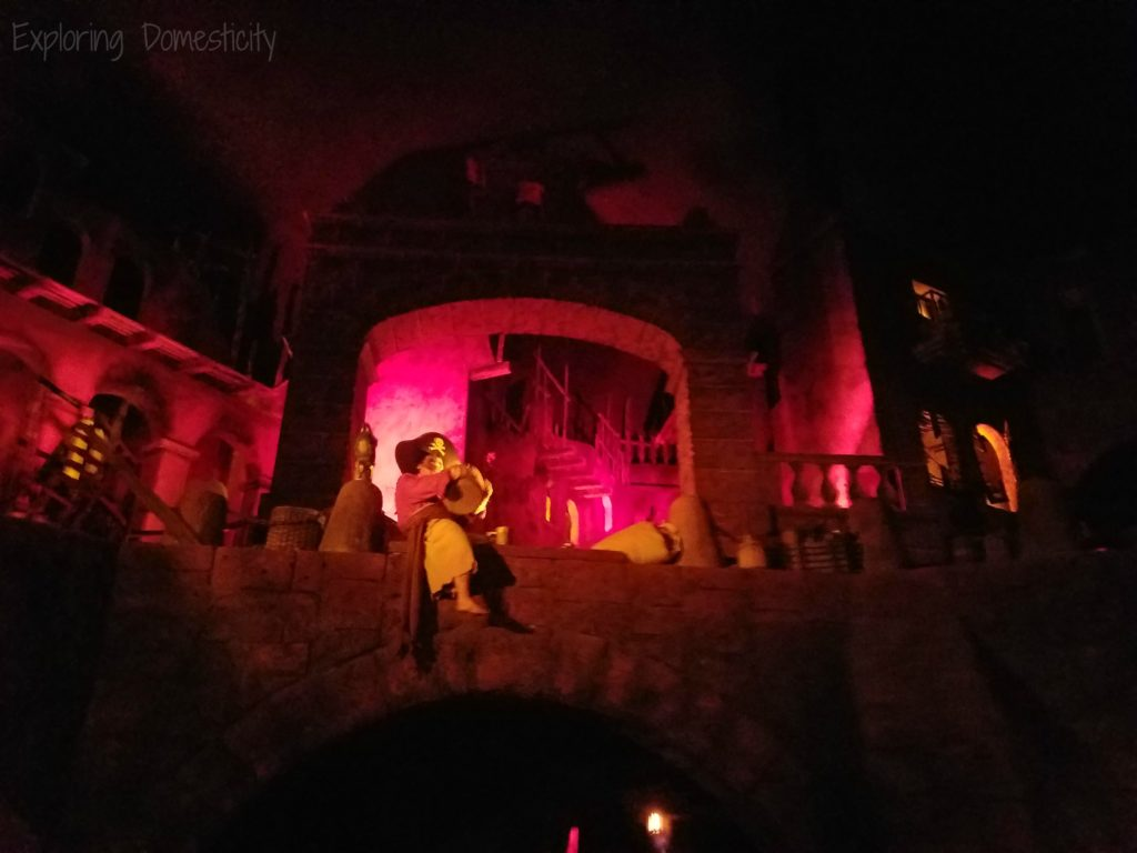Pirates of the Caribbean WDW 2017