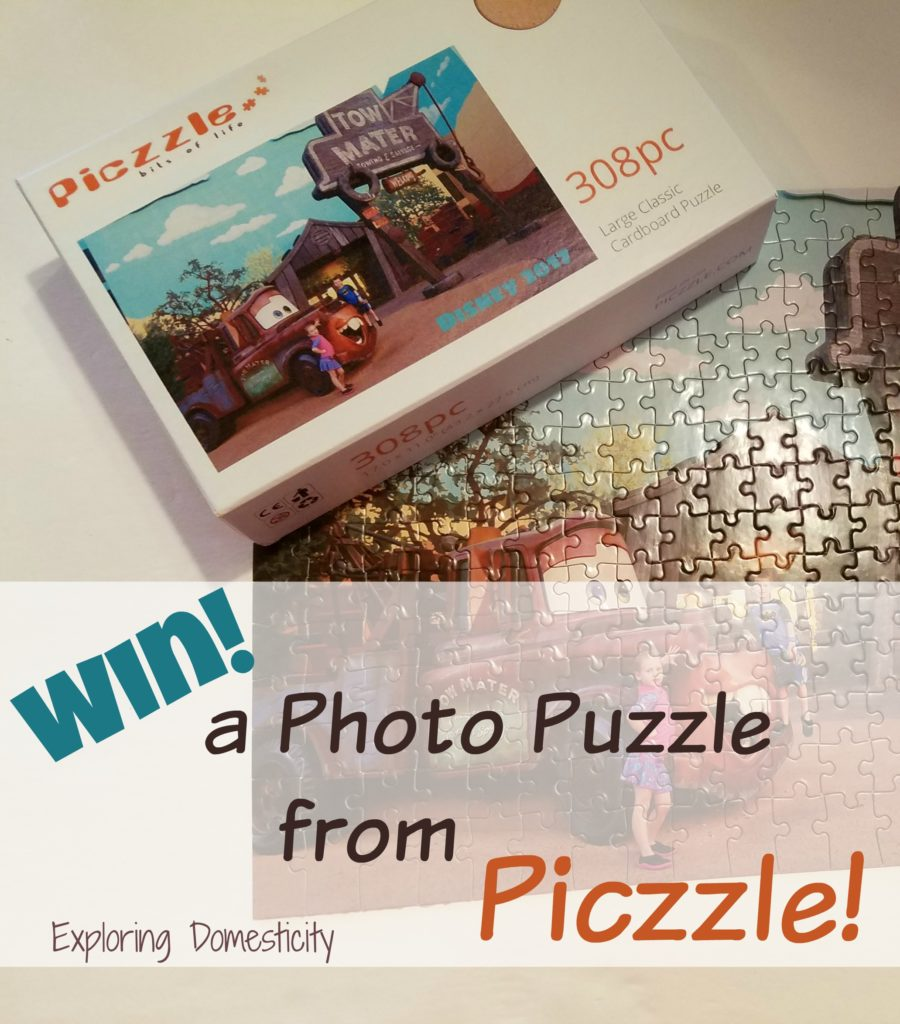 Win a Photo Puzzle from Piczzle