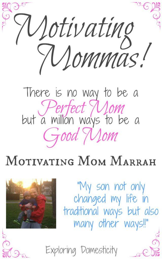 Motivating Momma Marrah