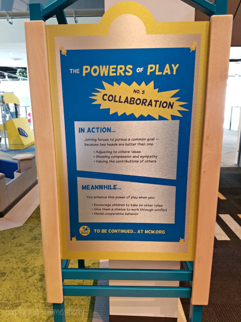 How parents can encourage play and collaboration