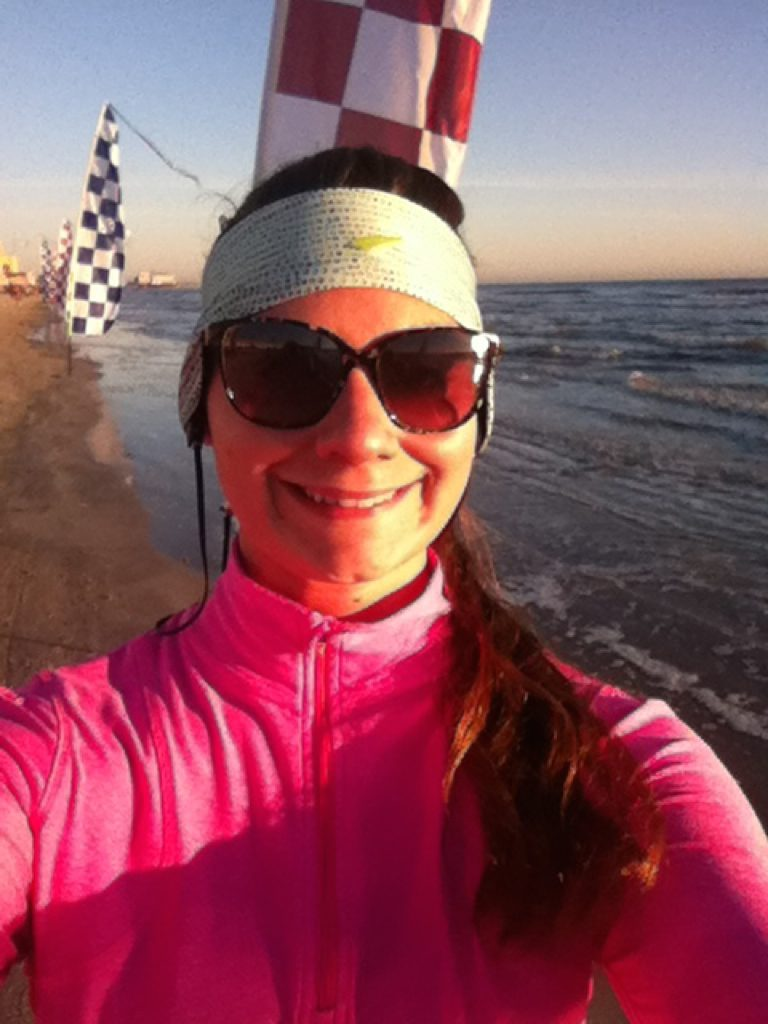 Motivating Mom Stephanie - marathon training, raising a toddler, running a business