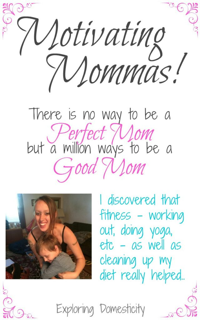 Motivating Mom Elizabeth - Mom, Vegan, PTSD and trauma survivor