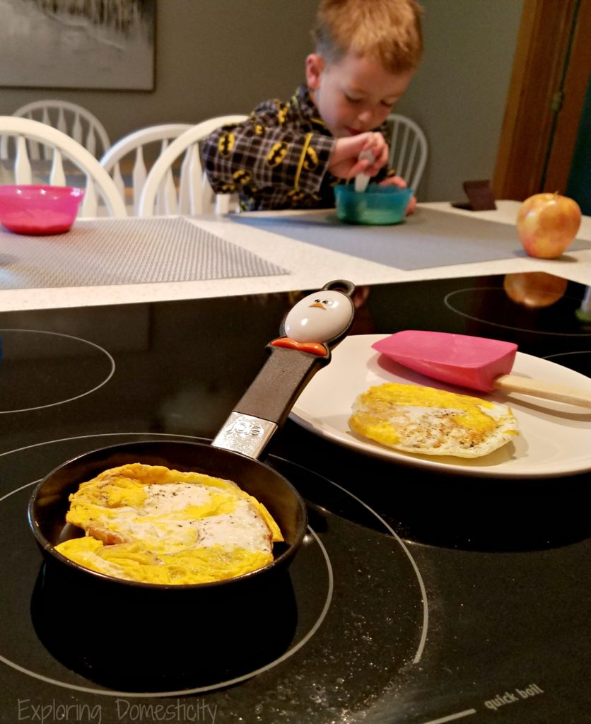 Nellie's Summer School with Nellie's free range eggs