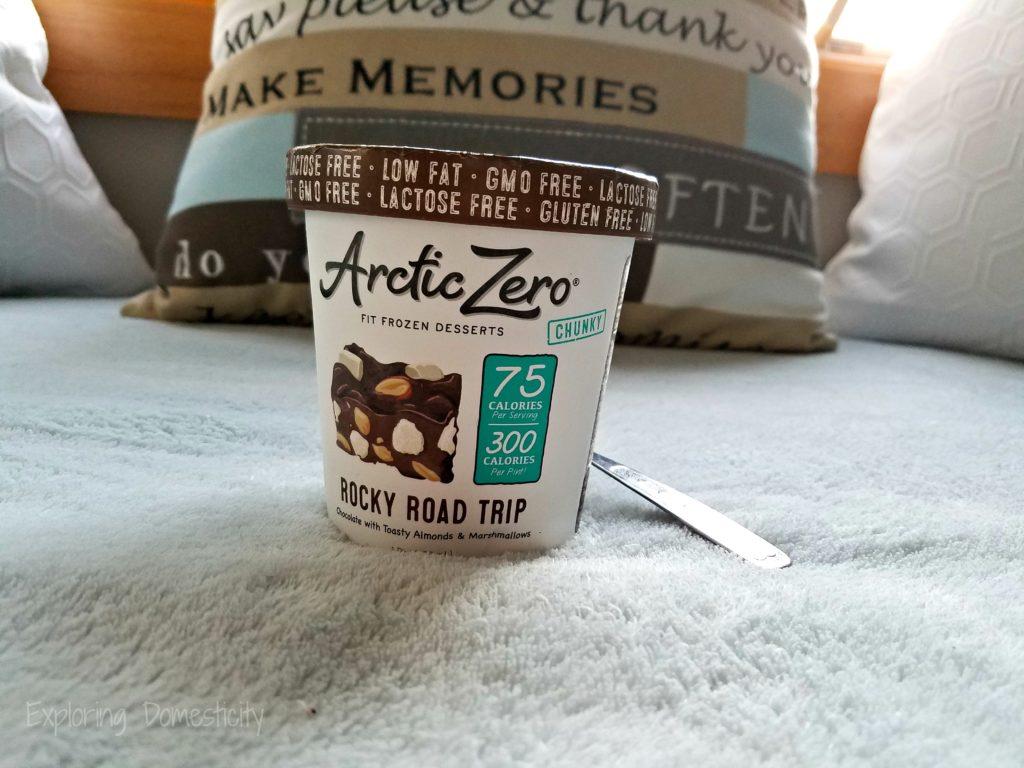 Arctic Zero Rocky Road Trip