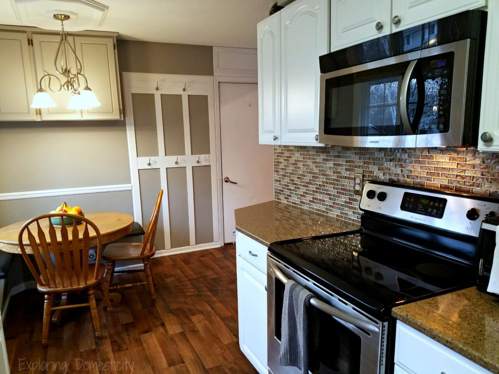 Small House Staging - make your small house look bigger