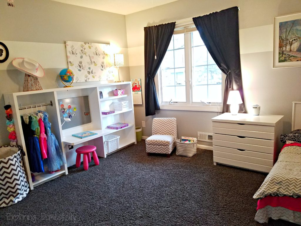Staging tips for a small house