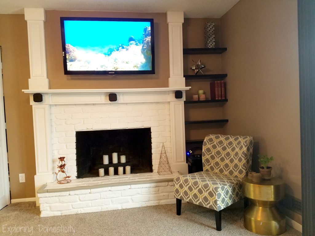 Staging tips to make your small house look bigger - clearing clutter