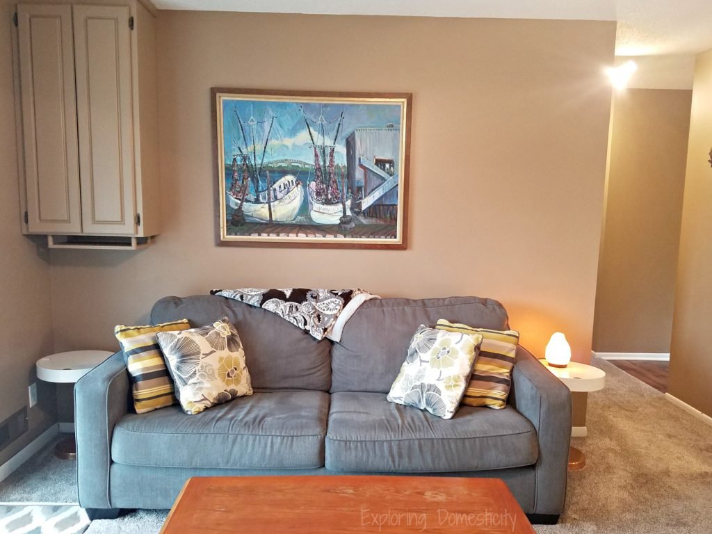 Staging tips to make your small house look bigger - small scale furniture