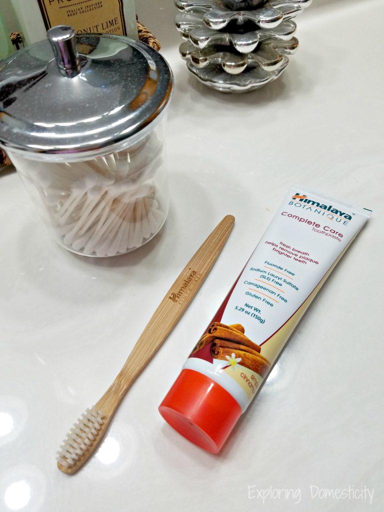 Himalaya Botanique Simply Cinnamon toothpaste
