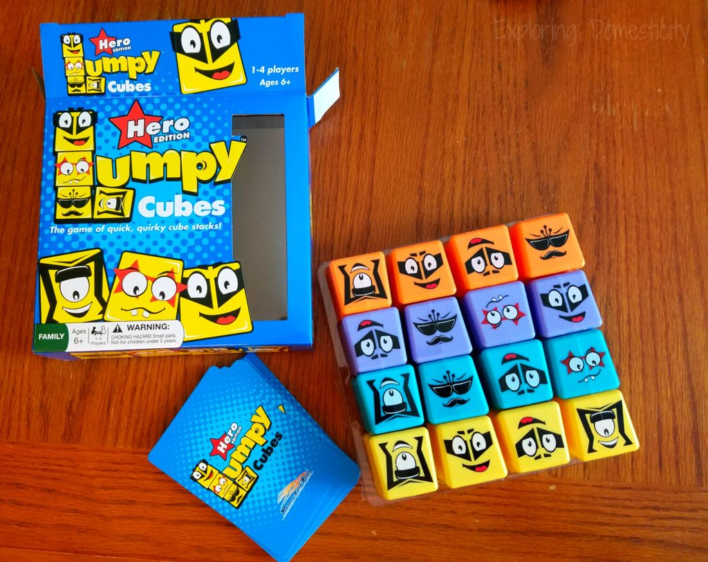 Games for Kids - Lumpy Cubes is a fun learning game for non-readers