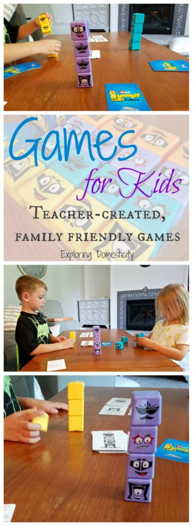 Games for Kids - Teacher-created, family friendly games