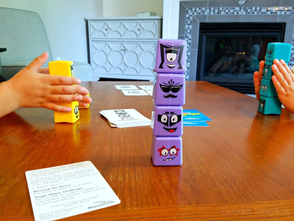 Lumpy Cubes Hero Edition - very fun, easy, learning game for kids