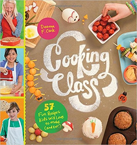 Gifts for Creativity - Cookbooks and kitchen tools for kids