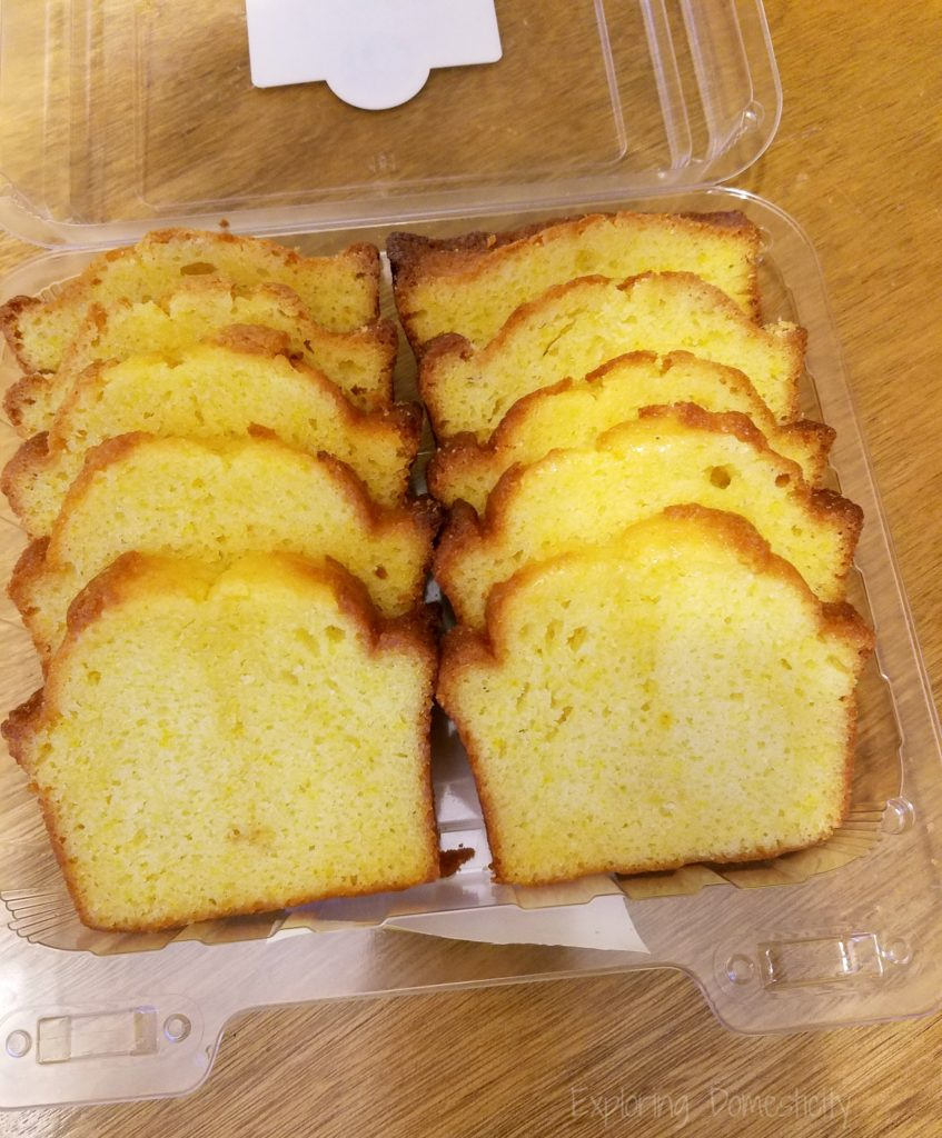 Easy Tea Party Food - Cakes with Store Bought Help