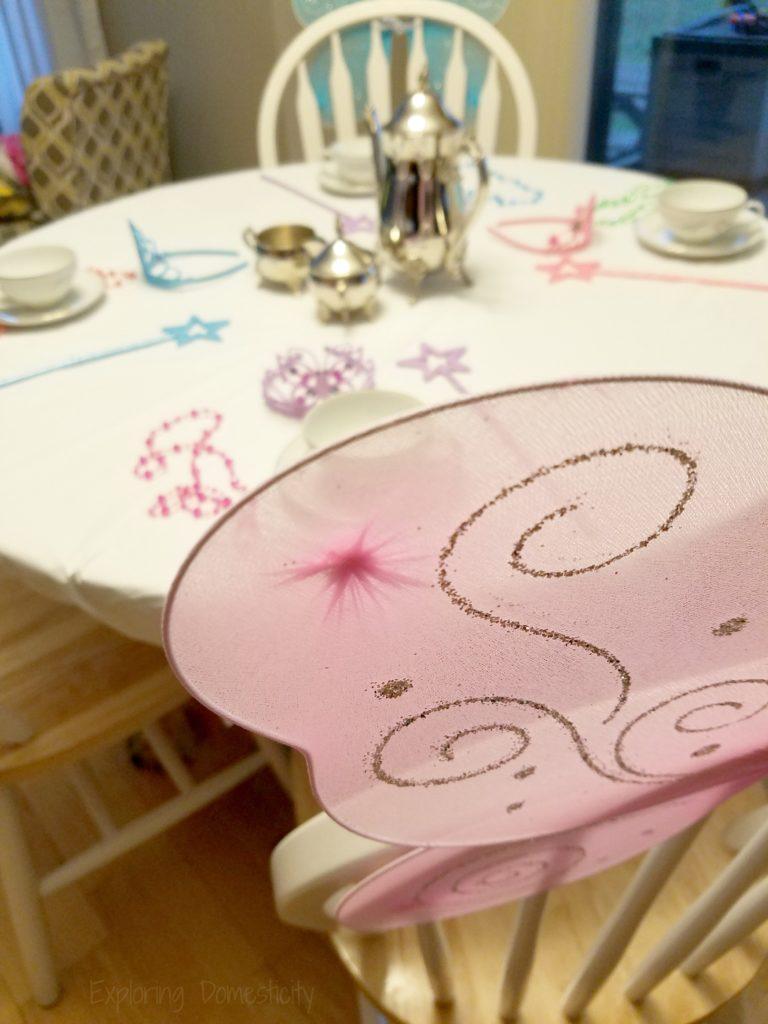 Fairy Tea Party Birthday - Adorable and Easy Tea Party Food