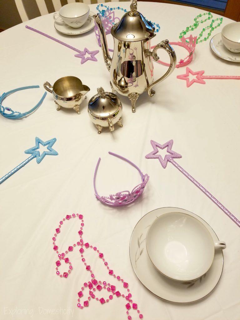 Fairy Tea Party Birthday - Easy Tea Party Food