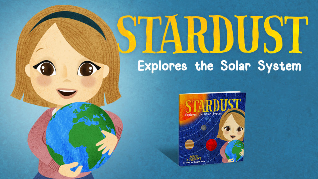 Stardust book series second book: Stardust Explores the Solar System