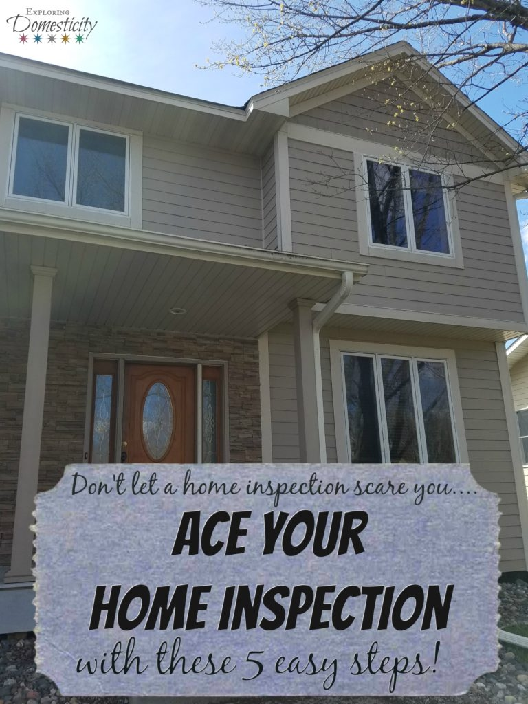 Ace your Home Inspection with the 5 easy steps
