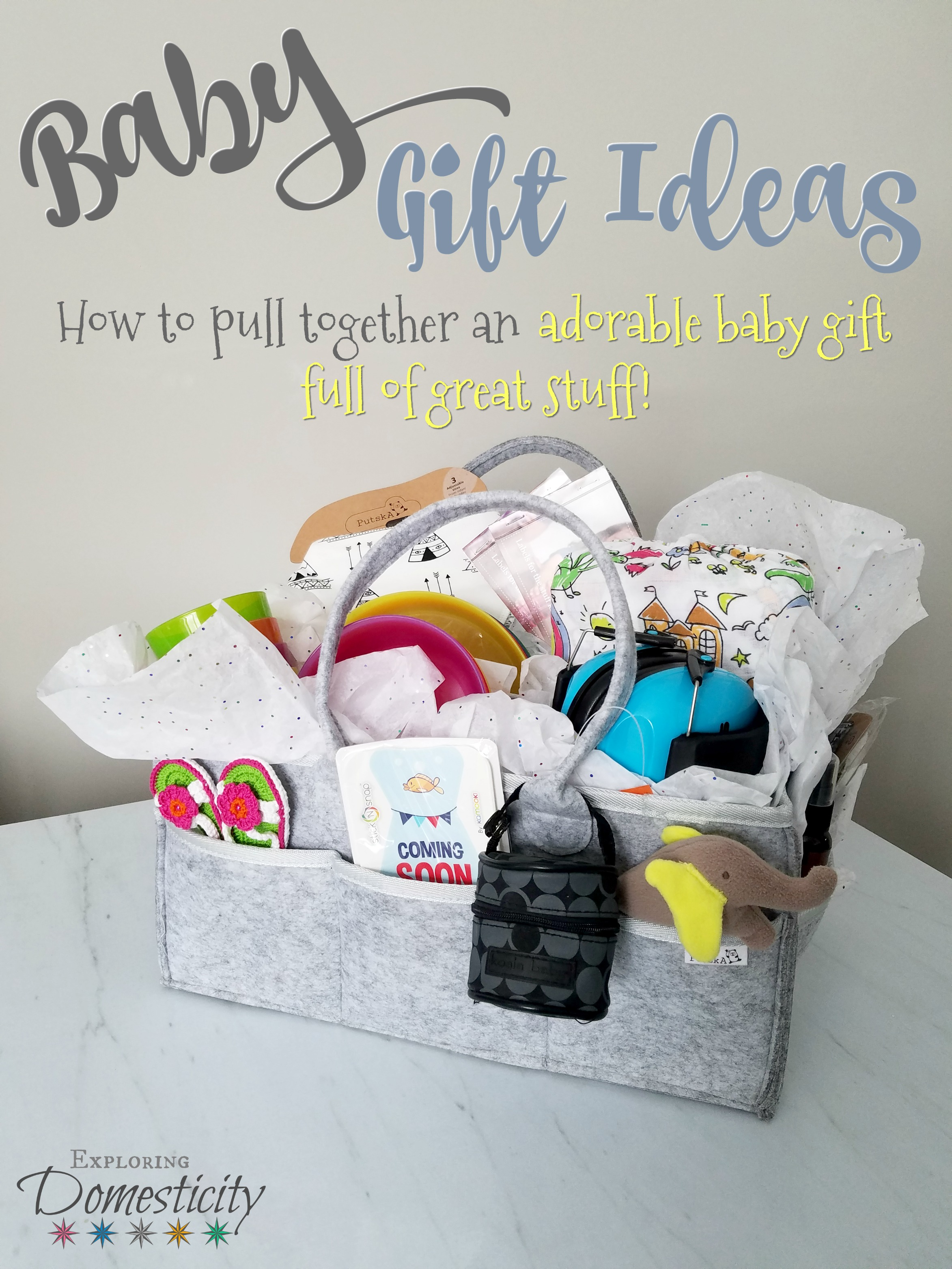 Baby Gift Ideas Must Haves For Babies ⋆ Exploring