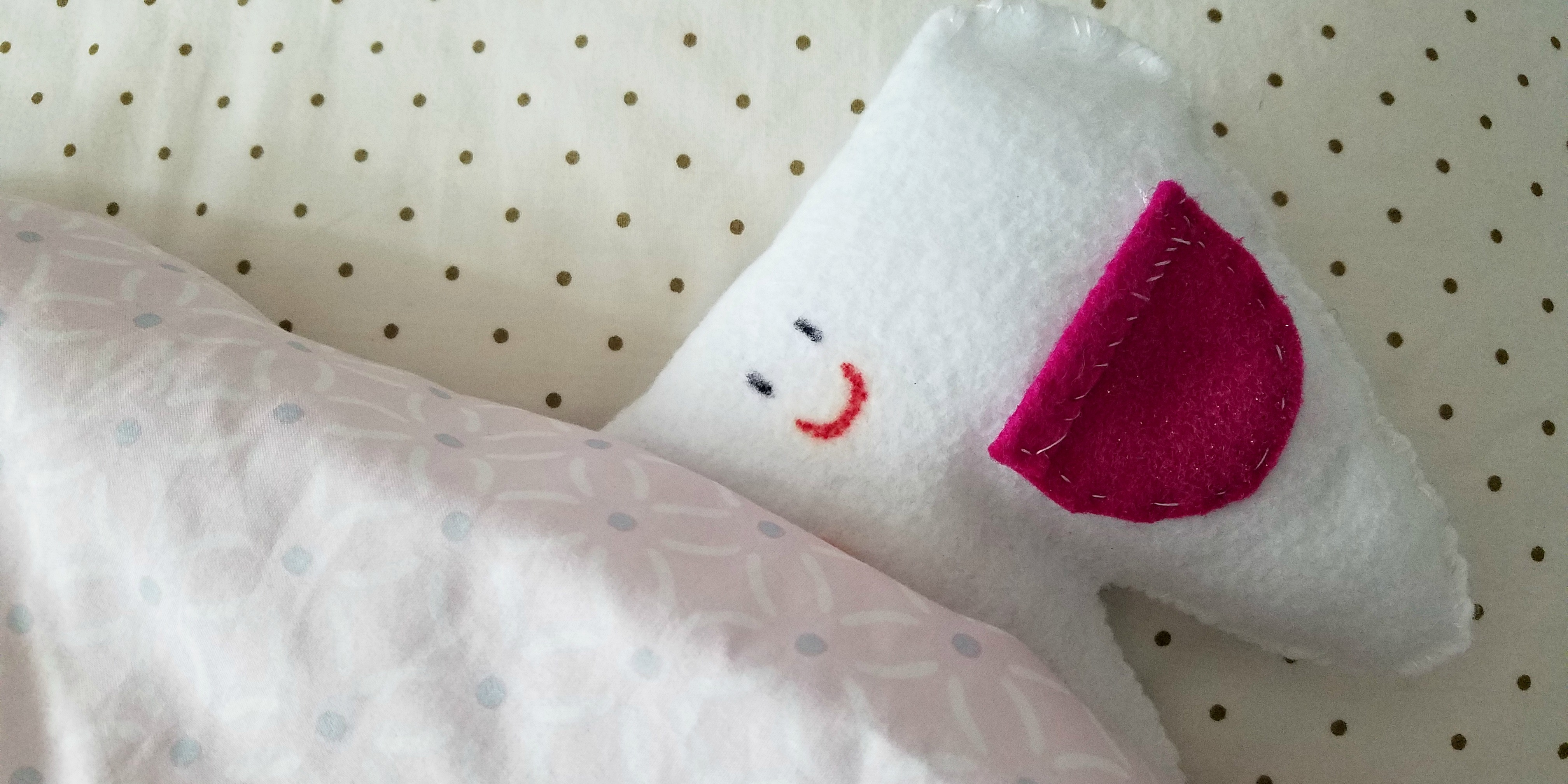 tooth fairy pillow fun and easy craft